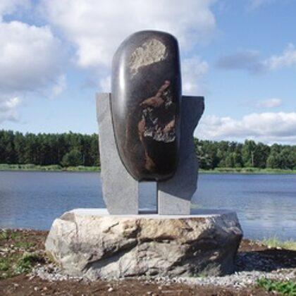 TOTEM. 2013. Granite. 320/270/140cm. Vakarbulli, Riga